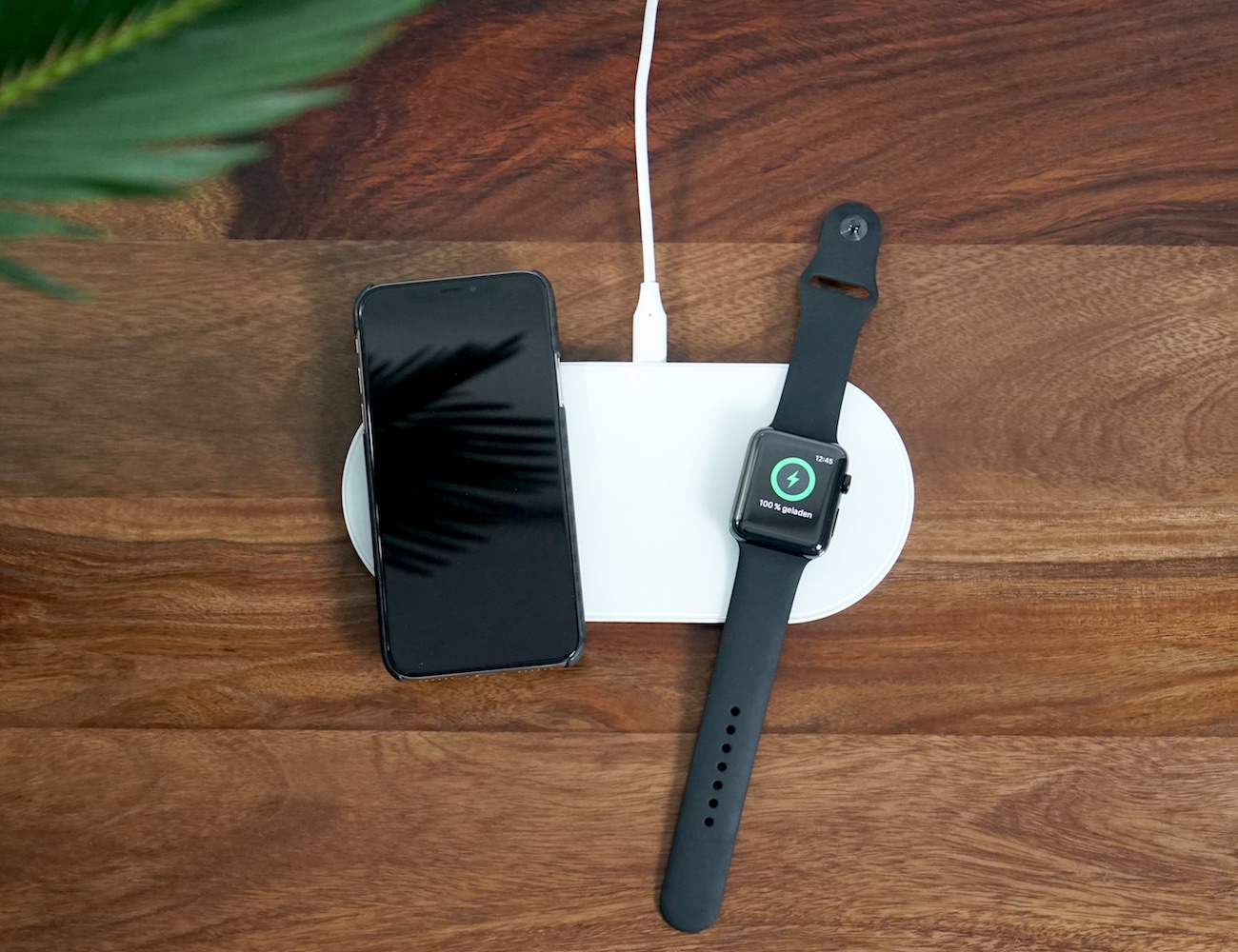 Powerbeam 3-in-1 Wireless Charging Station