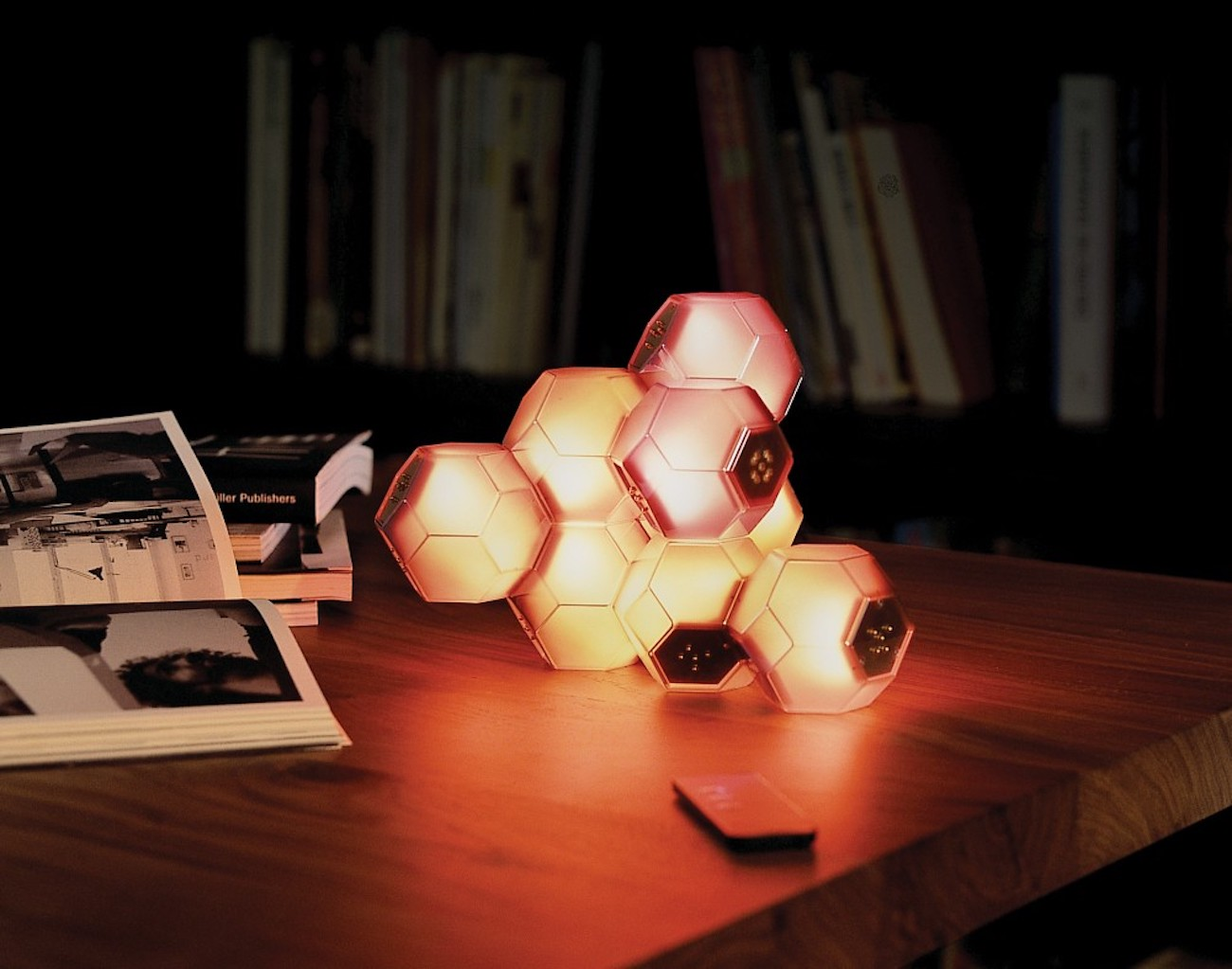 Crystal+LED+Light