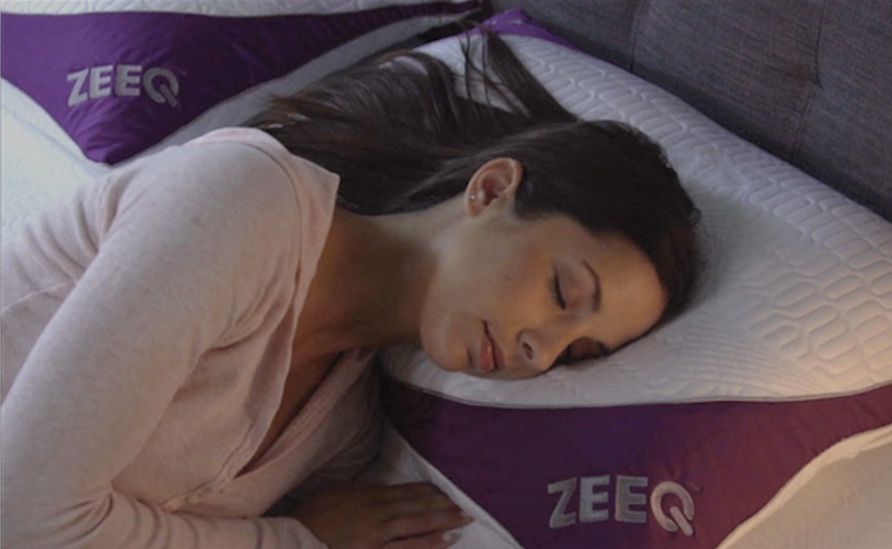 REM-Fit ZEEQ Smart Pillow