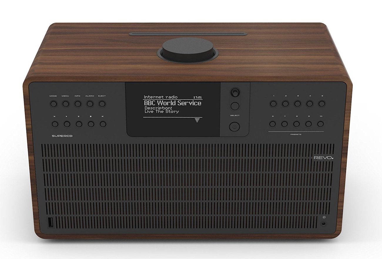 Revo SuperCD One-Box Music System