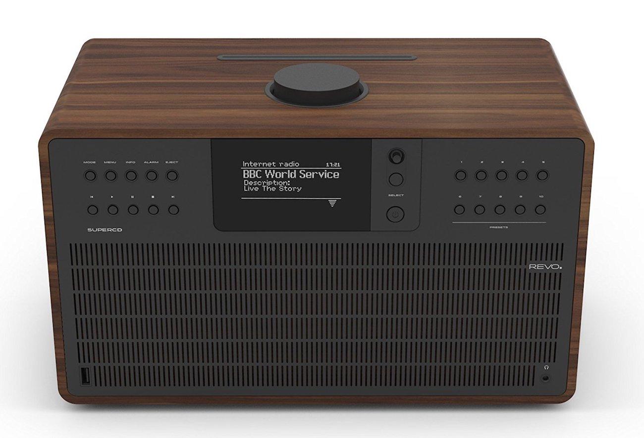 Revo SuperCD One-Box Music System