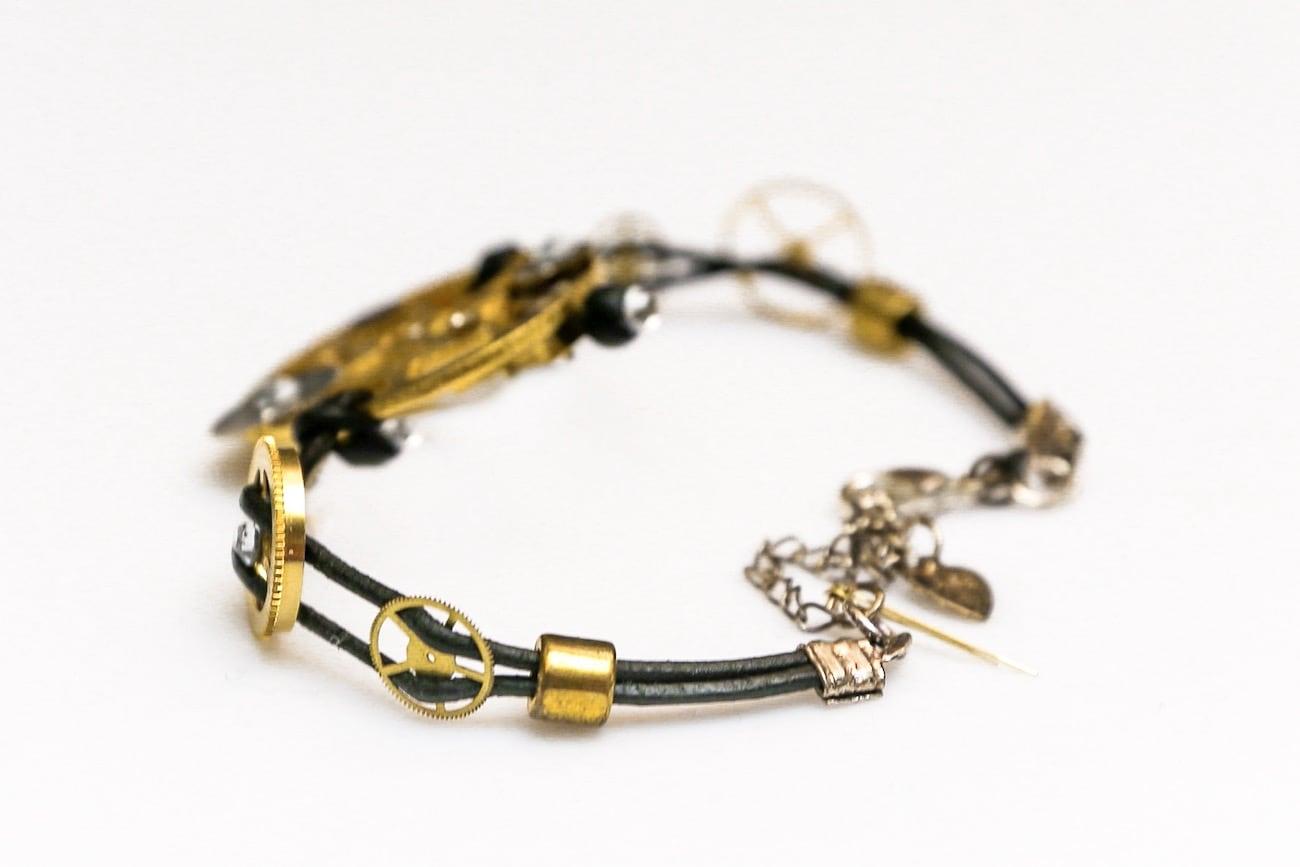 Skeleton XIII Watch Inspired Bracelet
