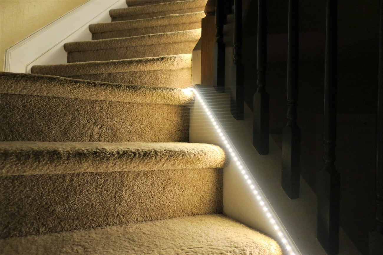Slights Motion Stair Lights