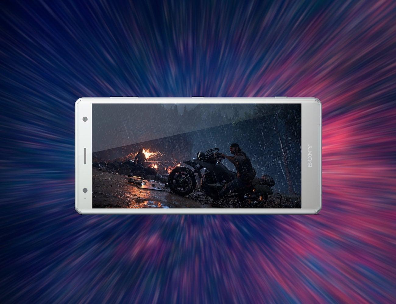 Sony Xperia XZ2 4K HDR Video Smartphone