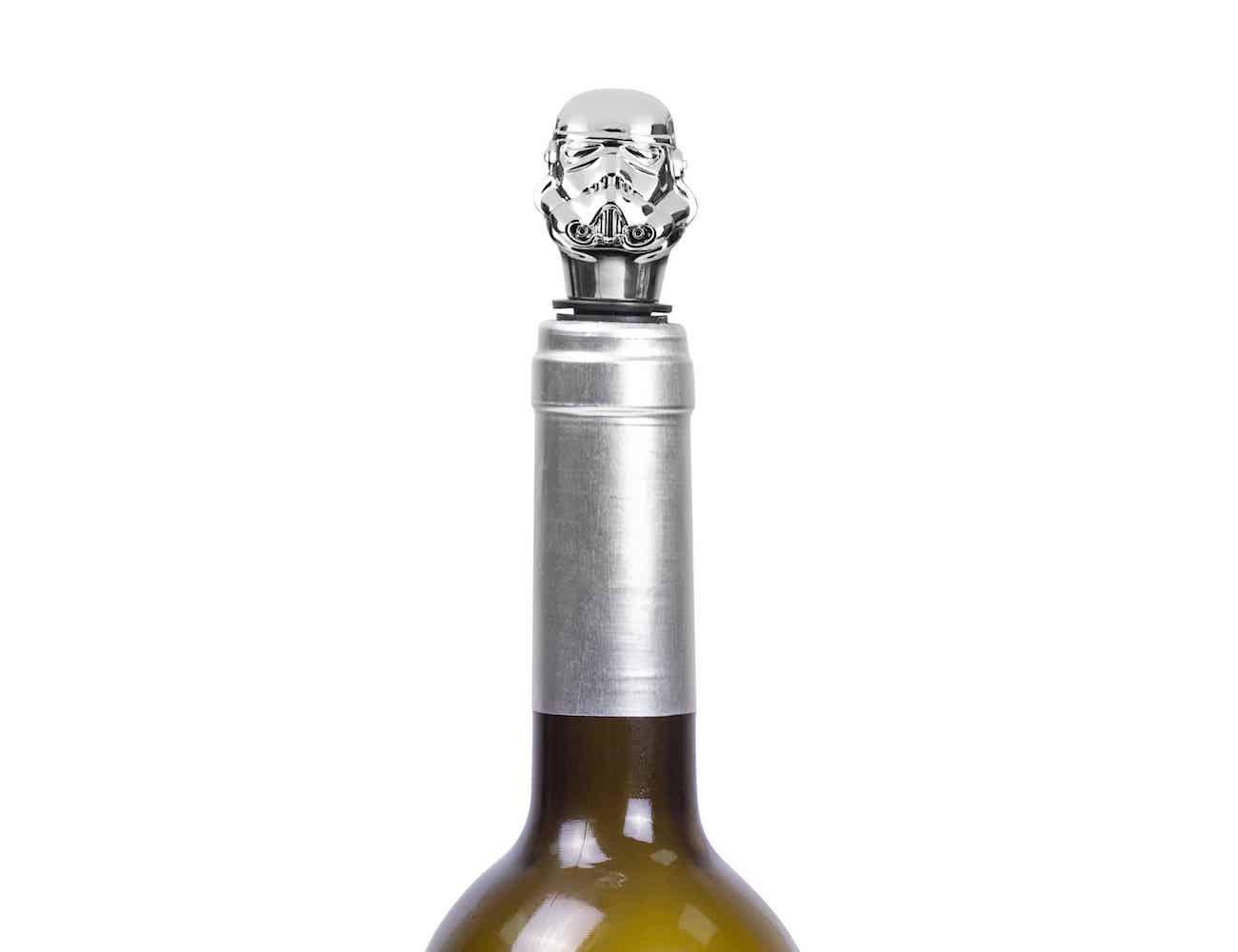 Star Wars Stormtrooper Wine Bottle Stopper