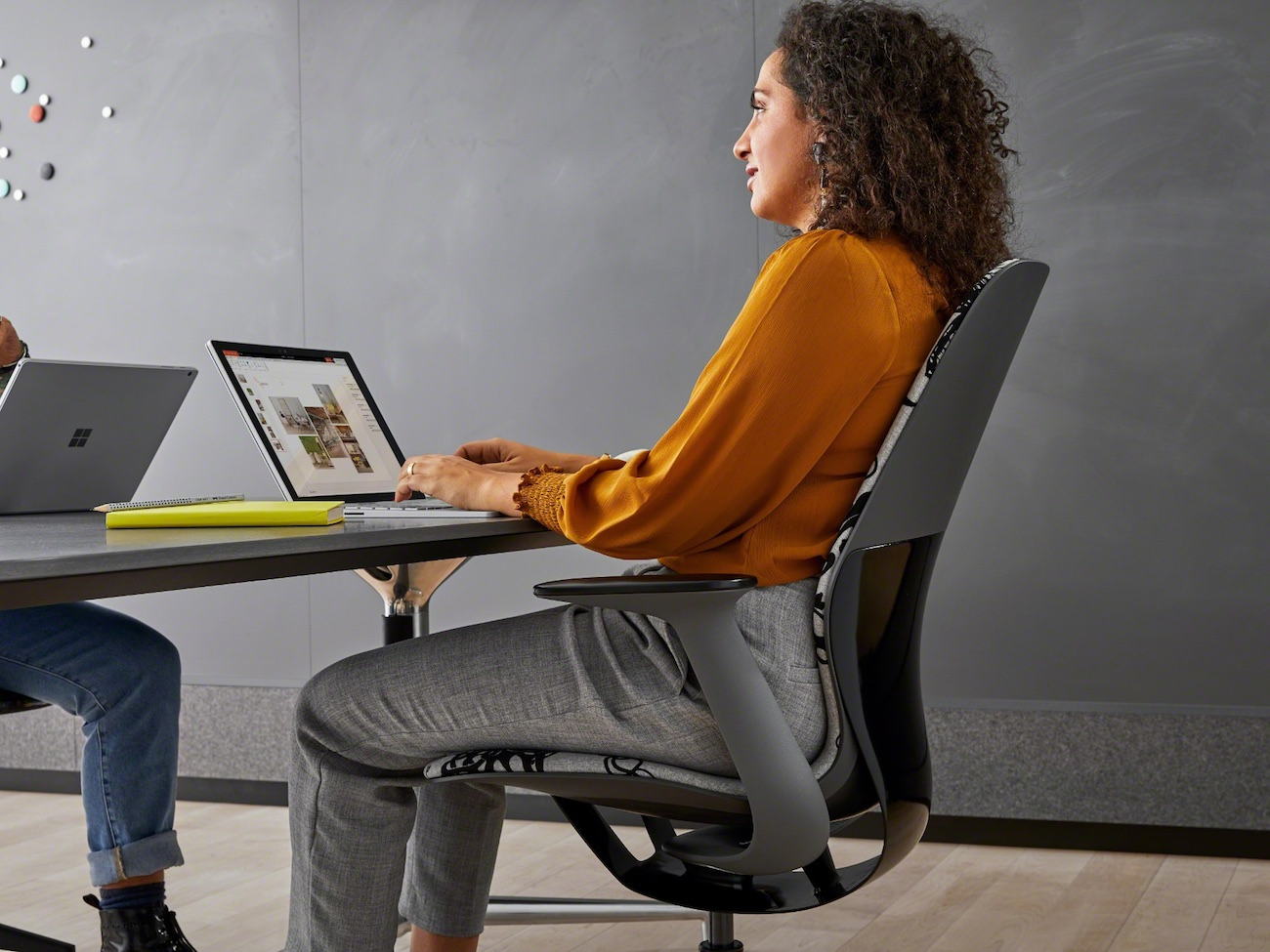 steelcase silq ergonomic office chair - Steelcase Office Chairs