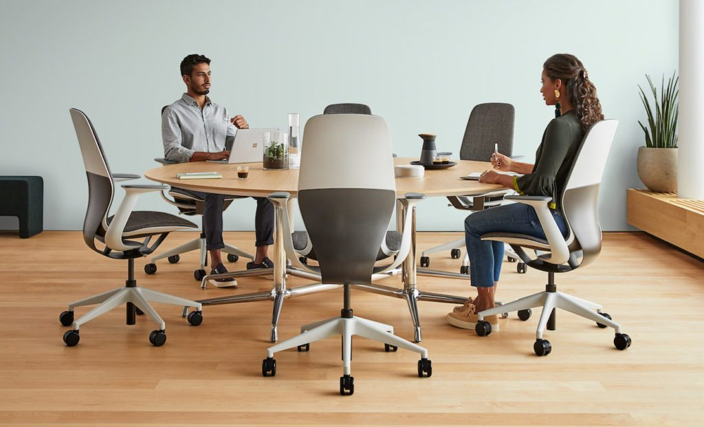 Here are the best chairs for work and play in 2019 - Steelcase SILQ Ergonomic Office Chair 03