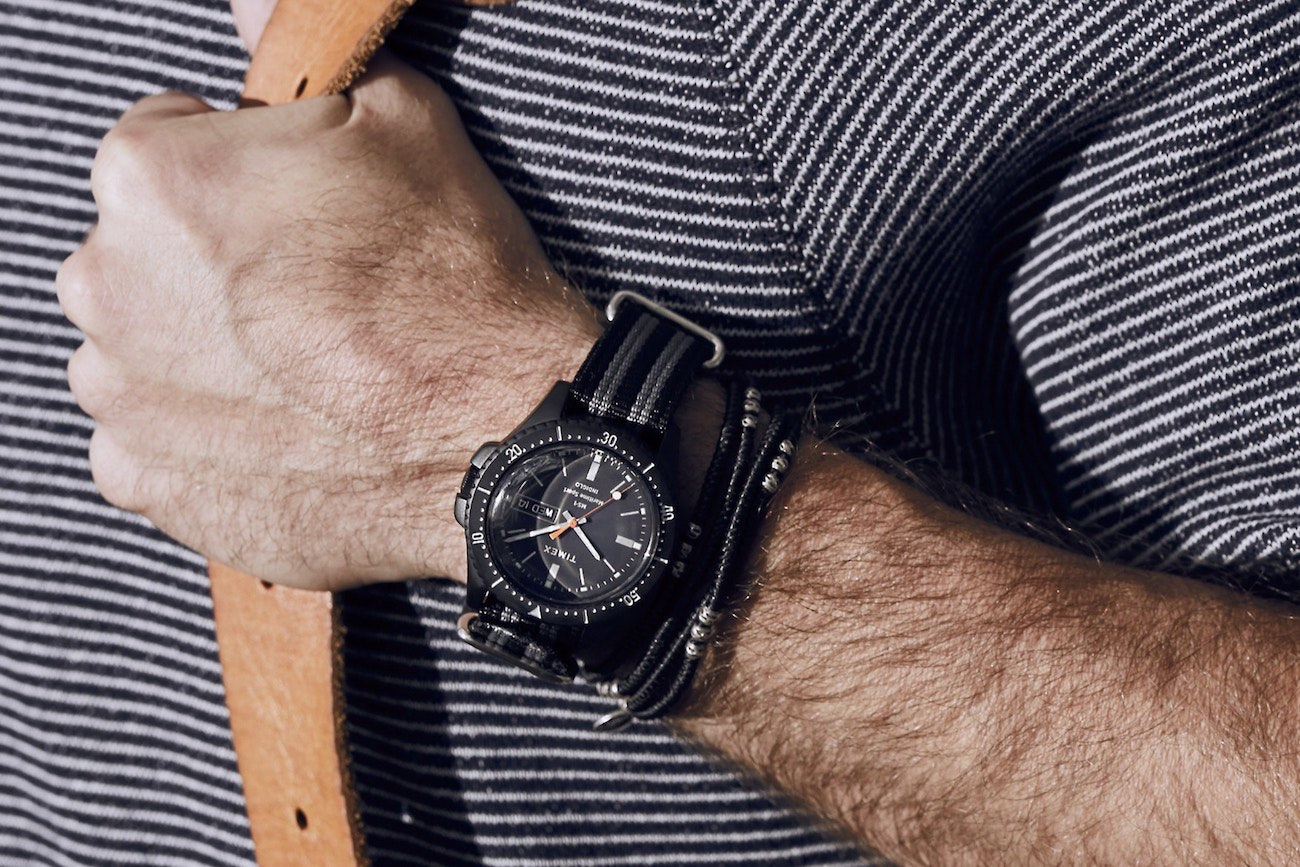 Timex and Todd Snyder MS1 Maritime Sport Watch
