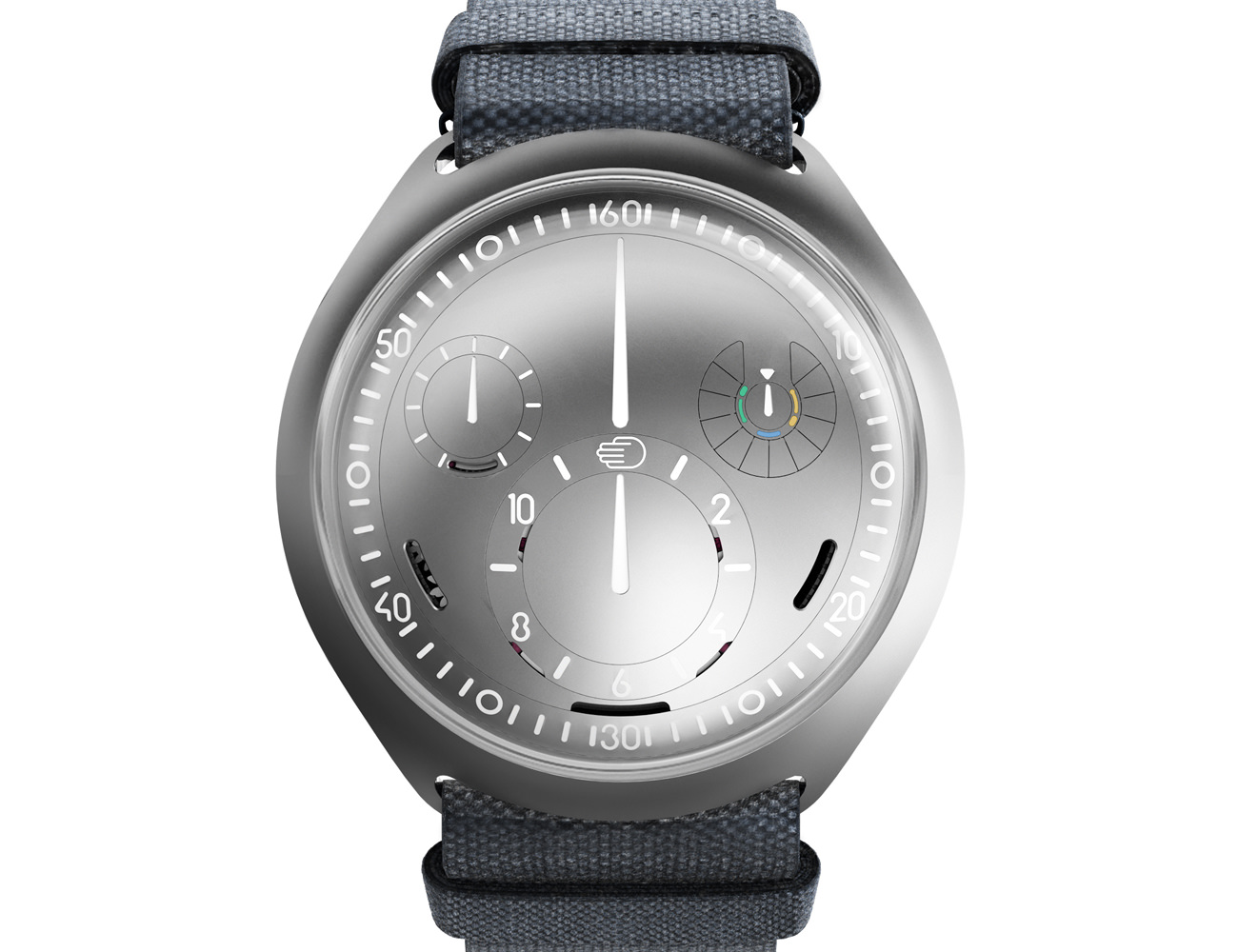 Ressence Type 2 e-Crown Concept Wristwatch