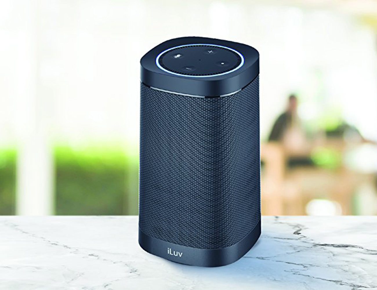 iLuv Aud Amazon Echo Dot Speaker Dock