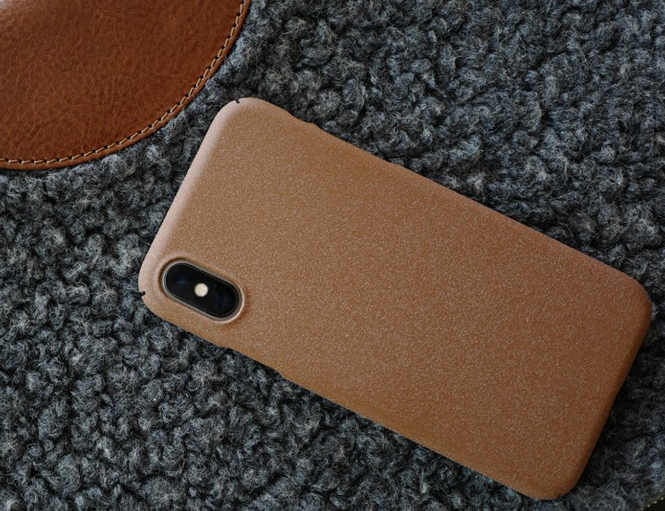 hardgraft Full On Grainy iPhone X Case