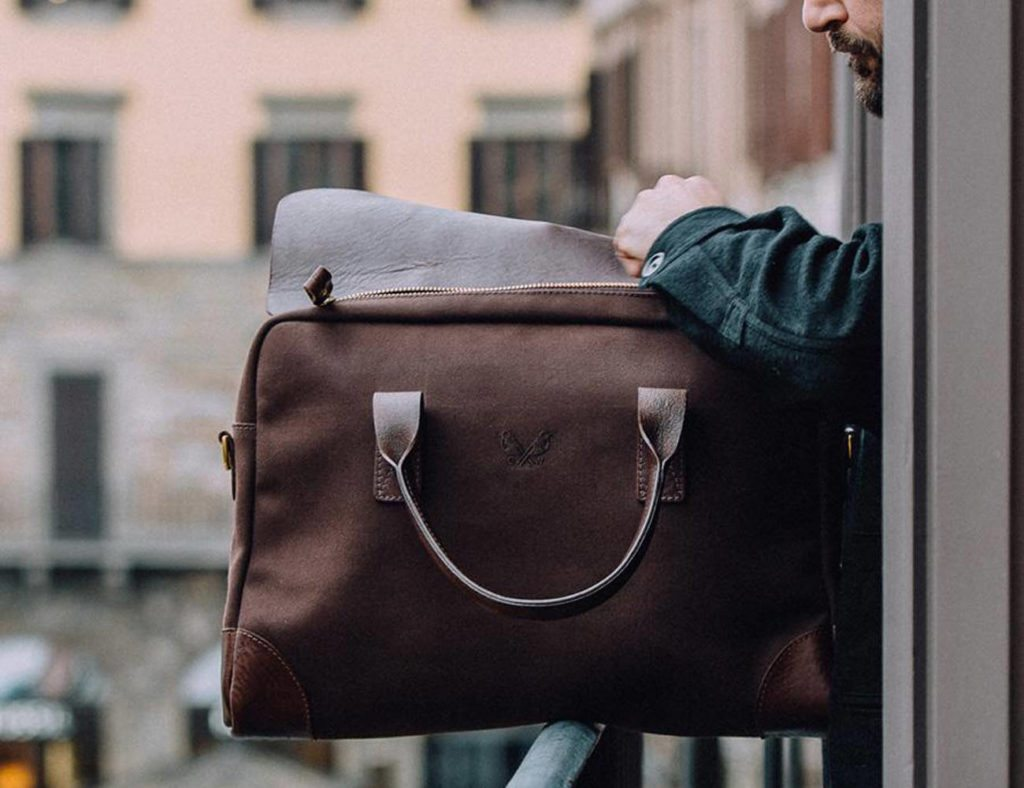 Bennett+Winch+Brief+Handmade+Travel+Bag