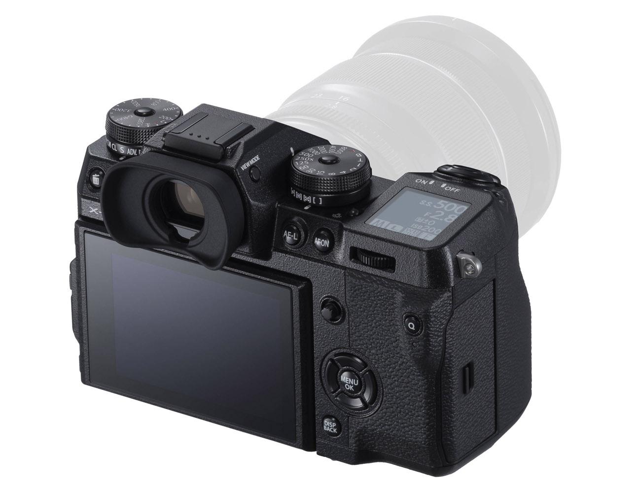 Fujifilm X-H1 Mirrorless Digital Camera