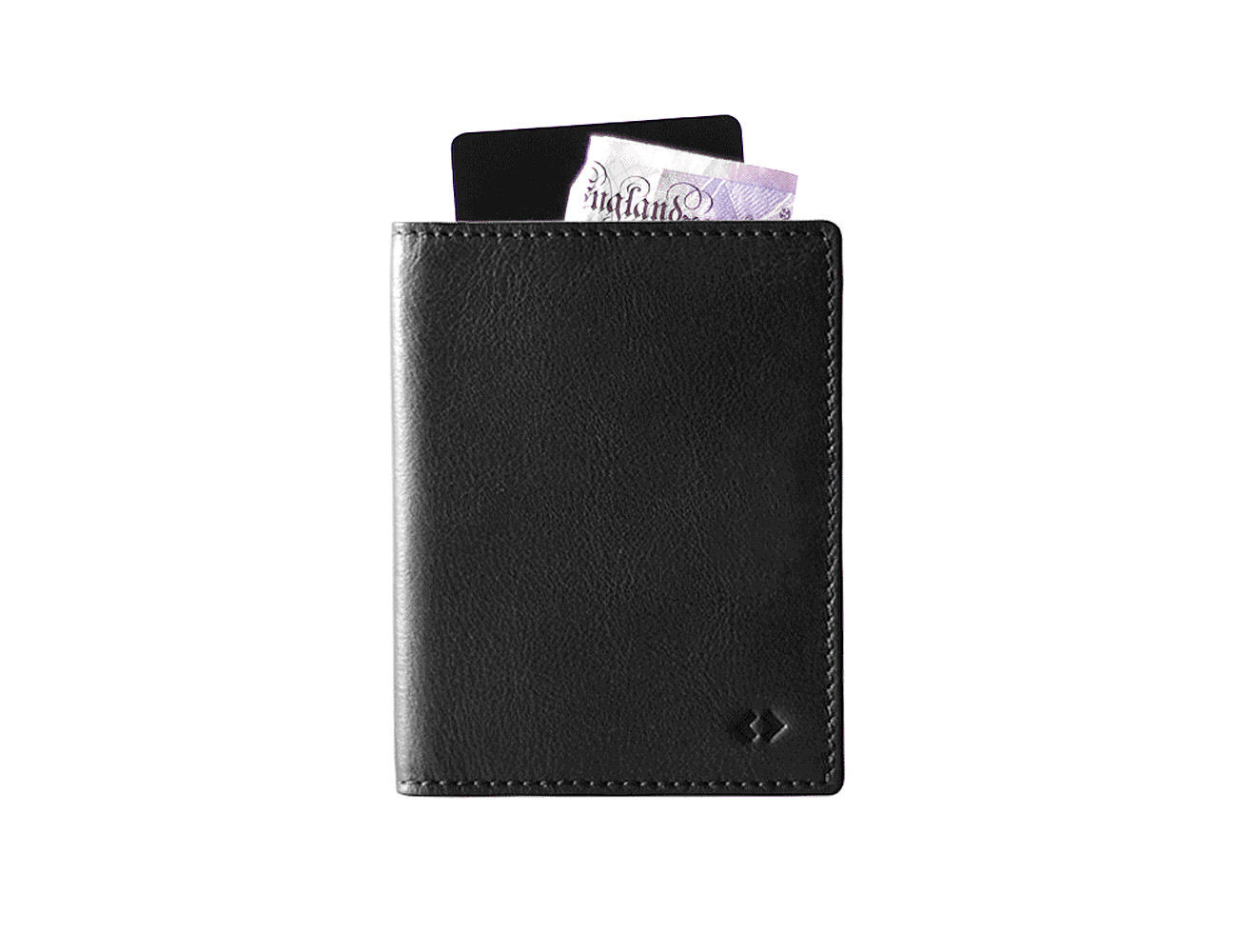 Haber London RFID Protected Card Wallet