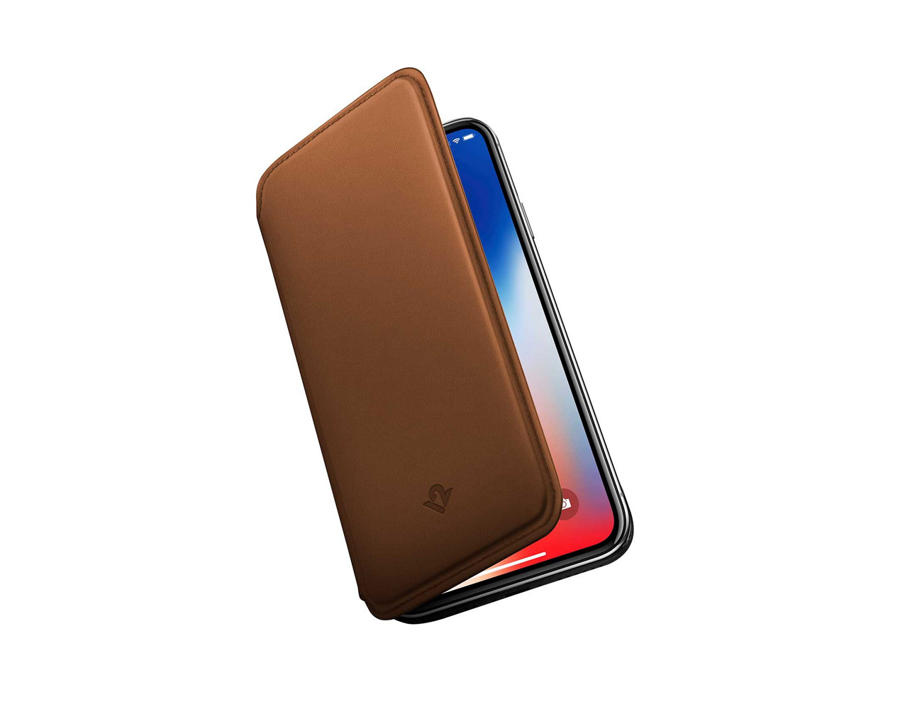 SurfacePad Smart Leather iPhone Cover