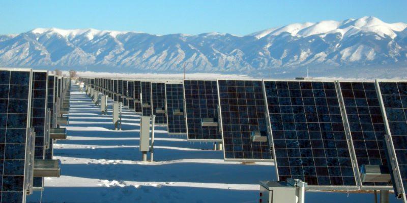 Solar energy sustainable
