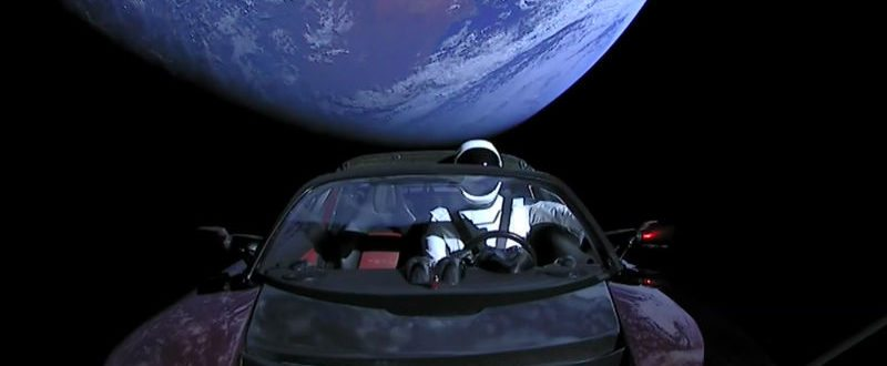 A Tesla in space today – What's coming up tomorrow?