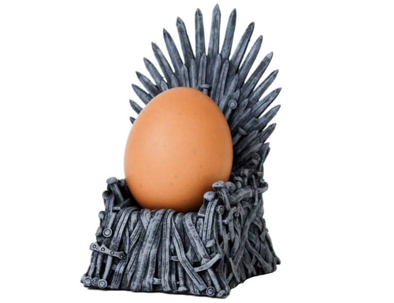Iron Throne Novelty Egg Cup