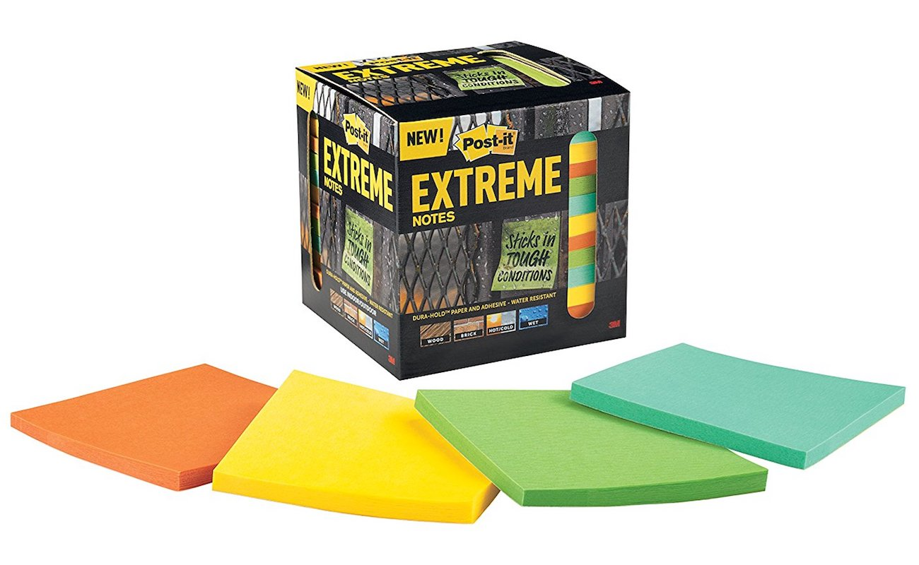3M Post-it Extreme Notes