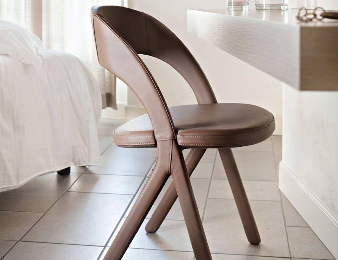 Alma Design Italian Gesto Chair