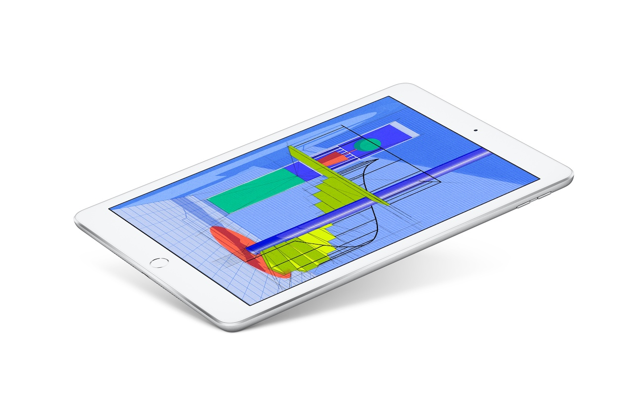 Apple 9.7-Inch iPad with Pencil Support