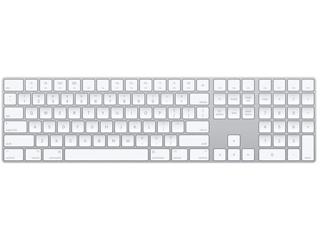 Apple Numeric Keypad Magic Keyboard
