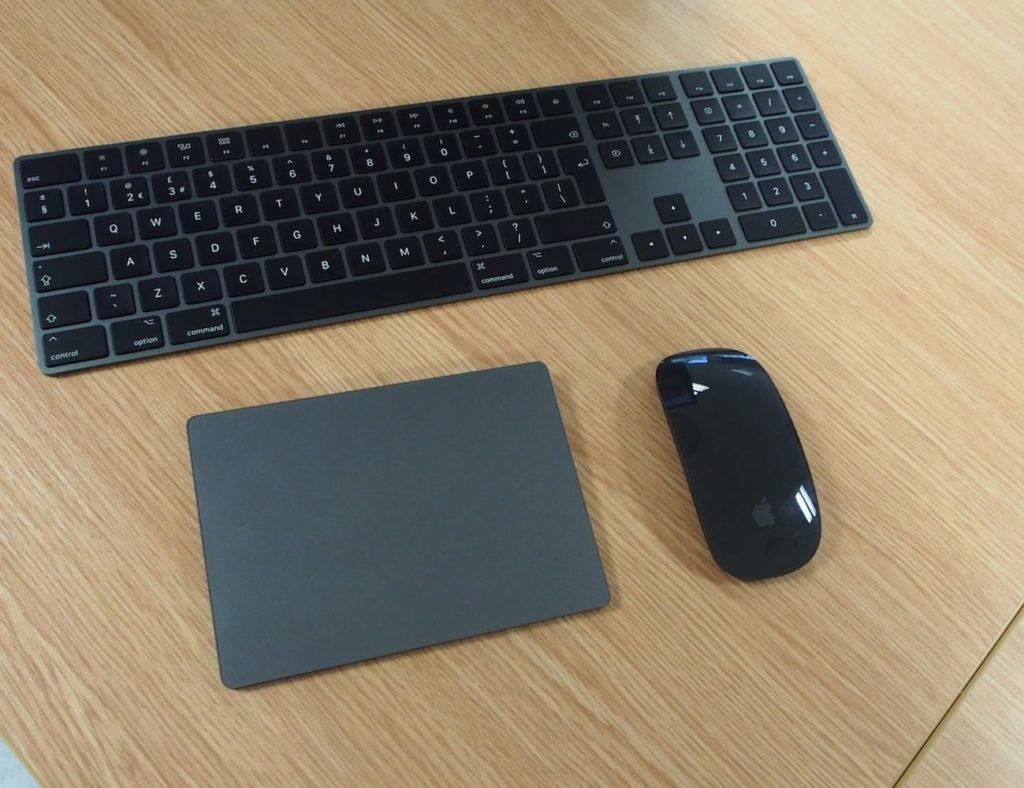 Apple Numeric Keypad Magic Keyboard Black