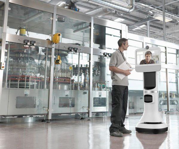 Ava Robotics Video Conferencing Machine