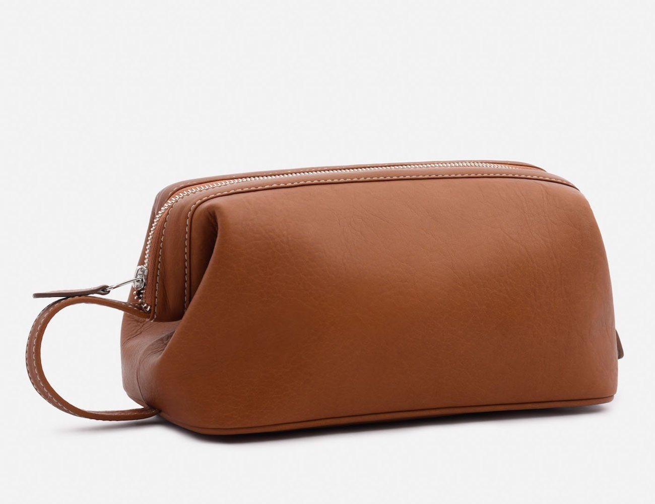 Beckett Simonon Vincent Leather Dopp Kit
