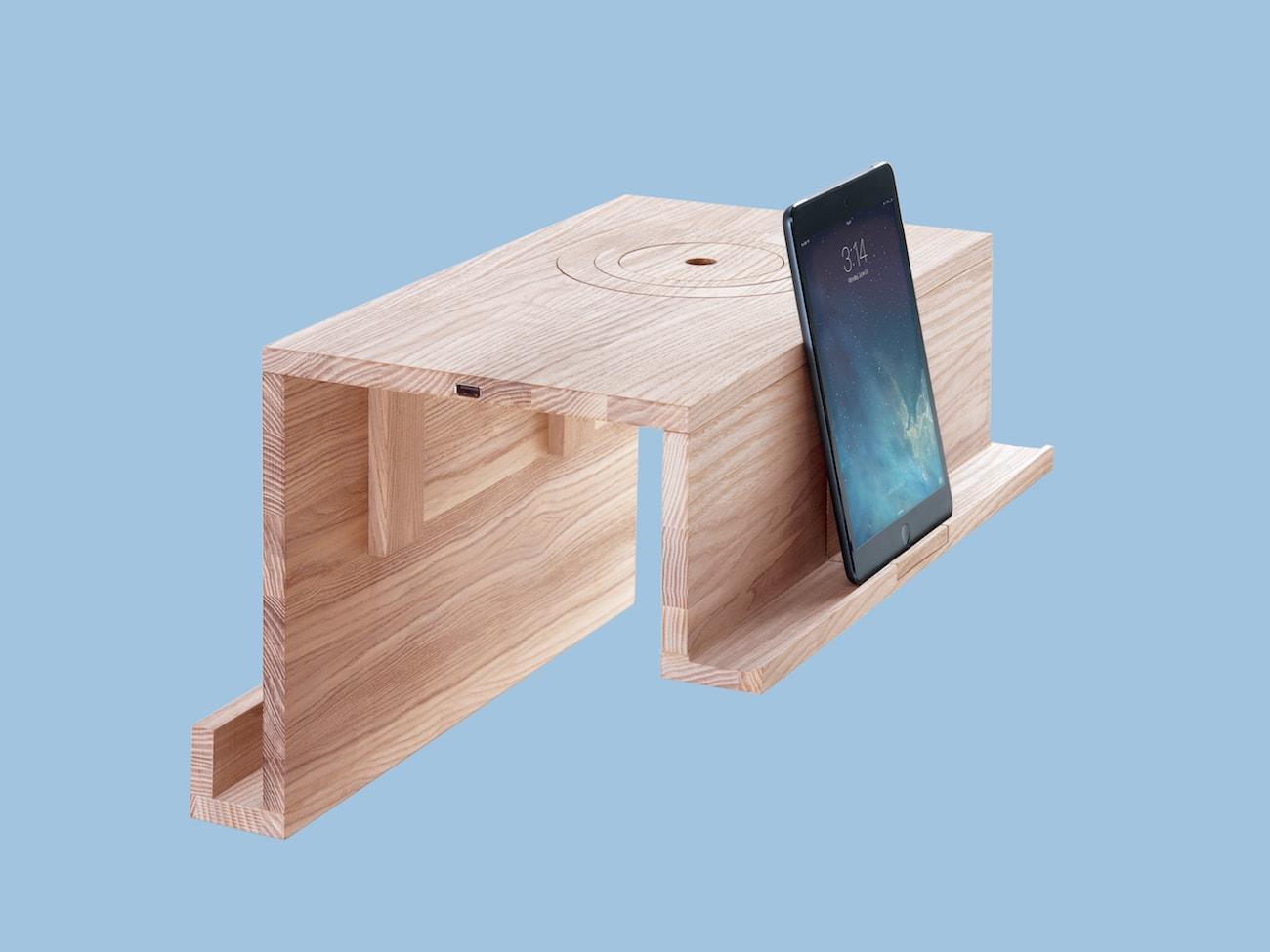 Boardy Modular USB Sofa Organizer