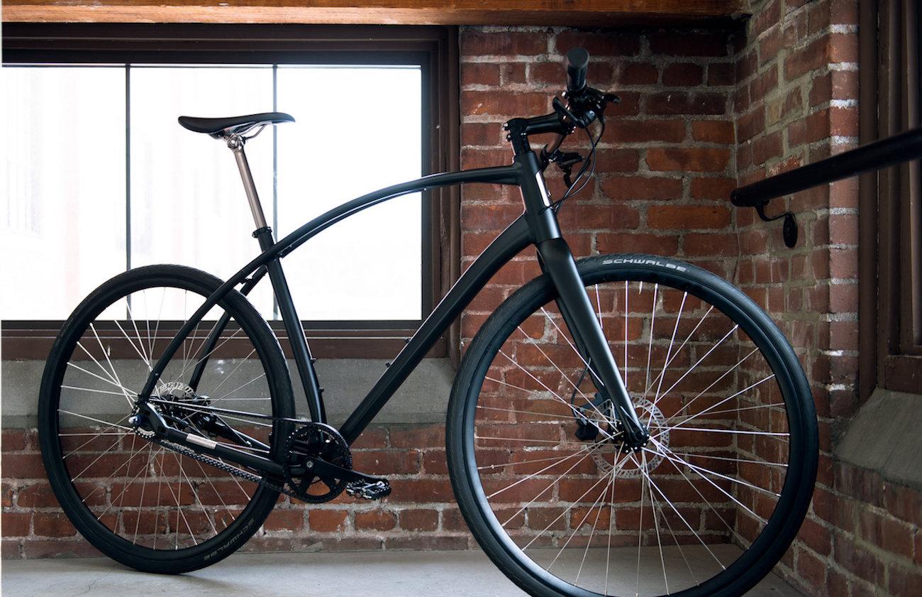 Belt Drive Bike >> Budnitz Alpha Belt Drive Commuter Bicycle Gadget Flow
