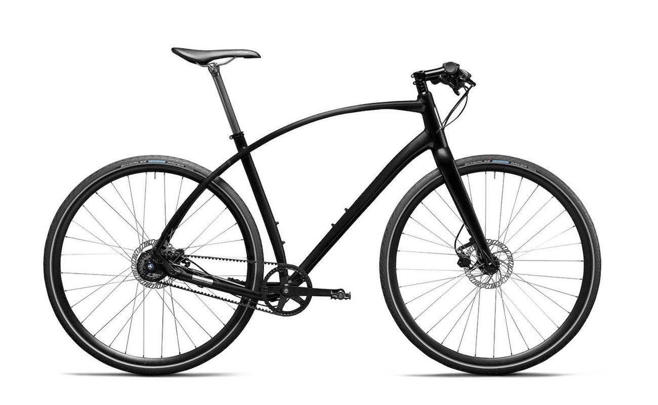 Budnitz Alpha Belt Drive Commuter Bicycle
