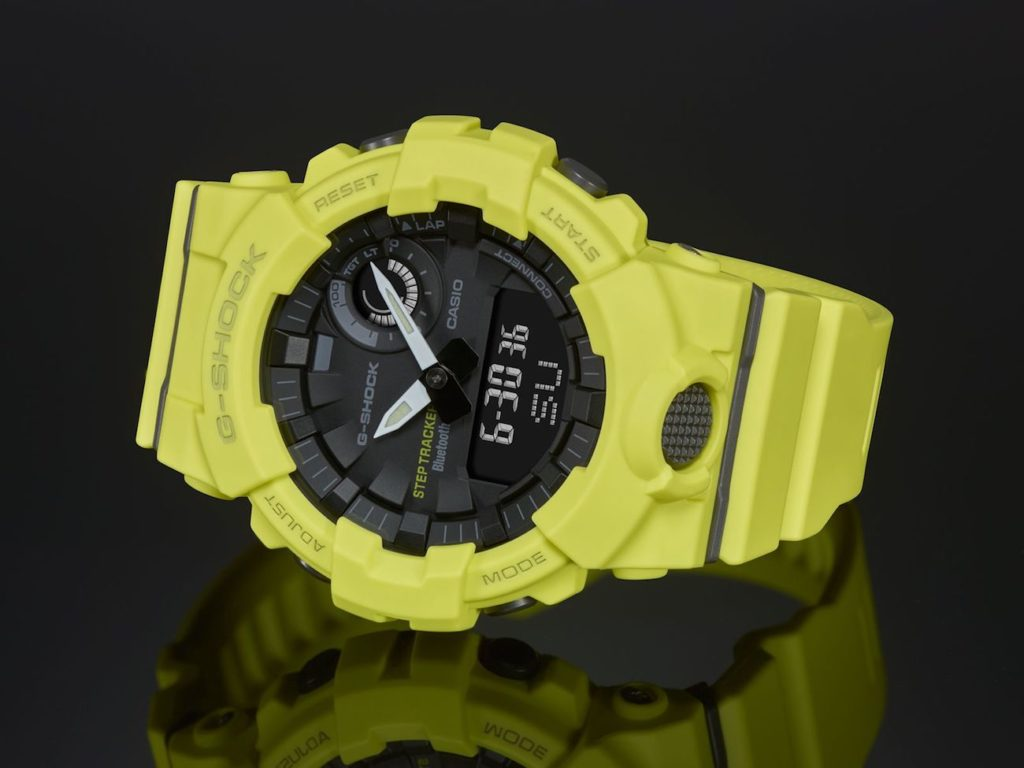 Casio+G-Shock+G-Squad+GBA-800+Shock+Resistant+Watch