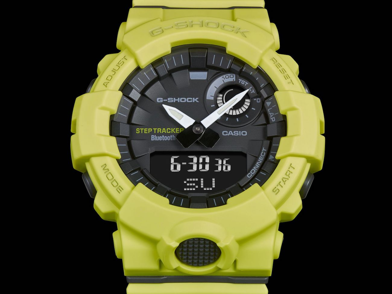 Casio G-Shock G-Squad GBA-800 Shock Resistant Watch