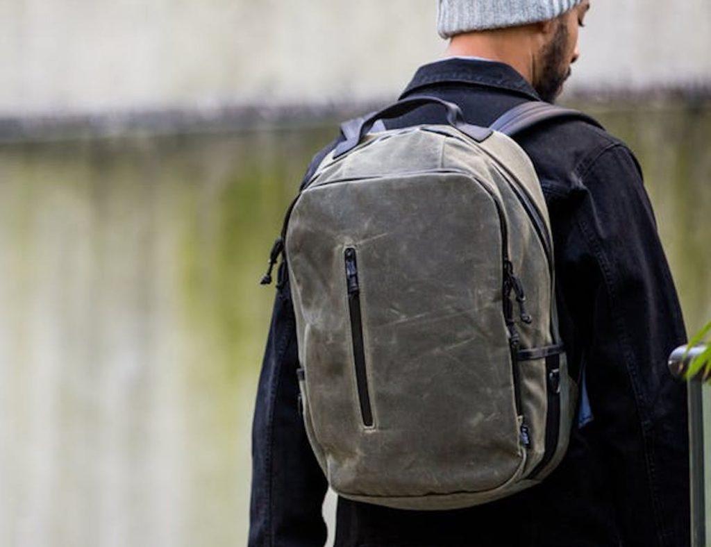 f69b61397b88 Defy+Bucktown+Wax+Canvas+Backpack