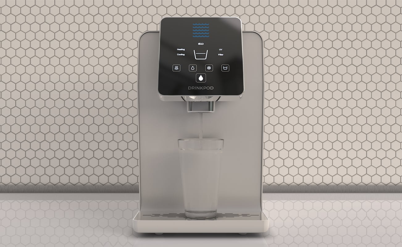 Drinkpod 1000 Series Cooling Water Filter