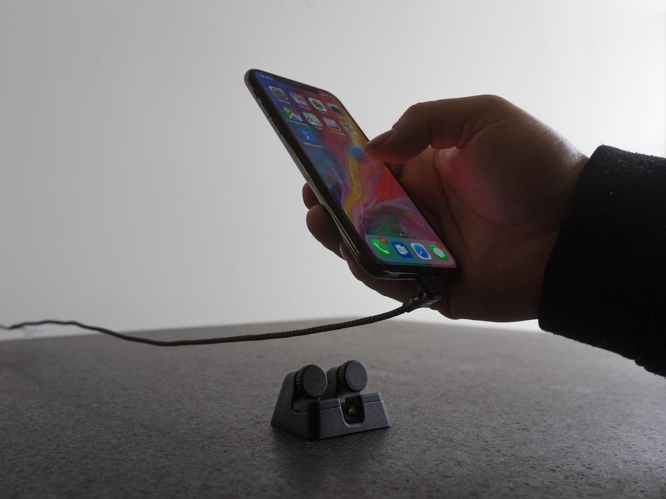 Elevation Lab CordDock Detachable Cord iPhone Dock