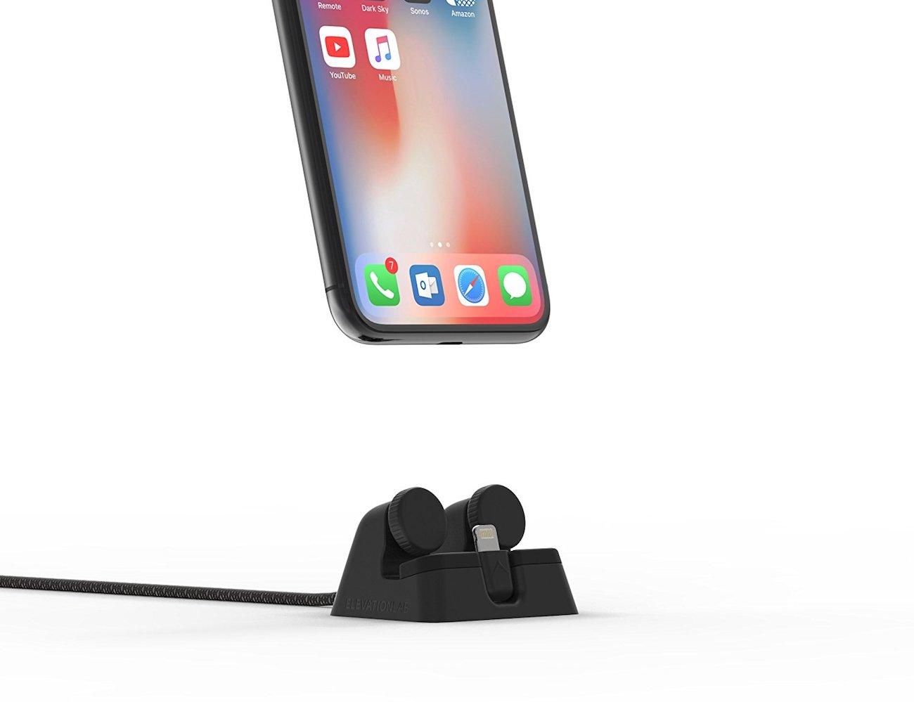 Elevation Lab CordDock Detachable Cord iPhone Dock