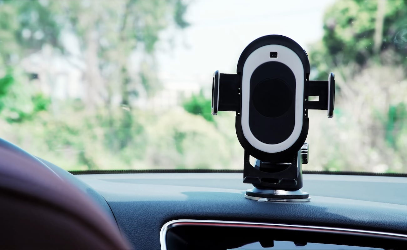 Esoqi Qi Wireless Fast Charging Car Mount