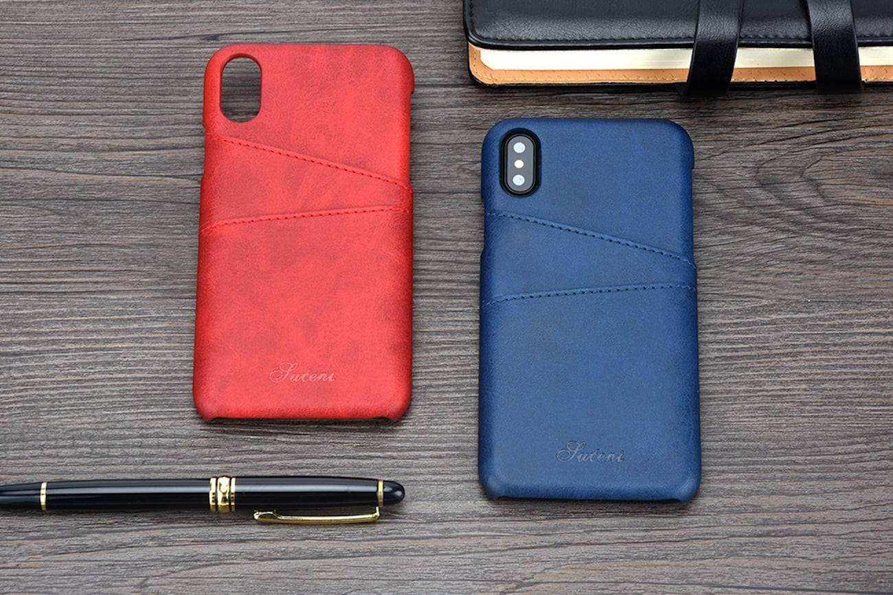 Everyday iPhone X Wallet Case