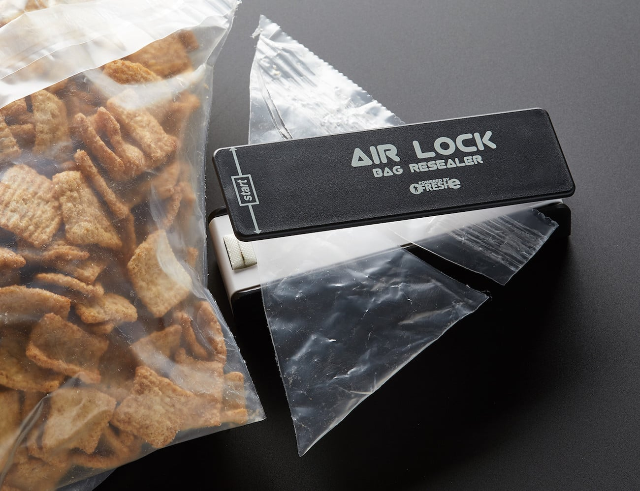 FRESHeTECH Air Lock Bag Resealer