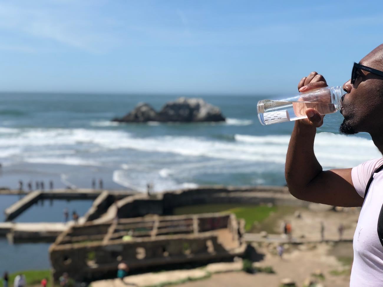 GO-FILTR Purifying Alkaline Water Filter