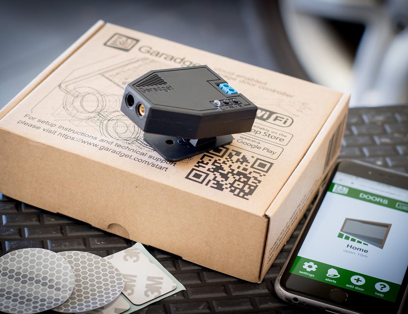 Garadget Smart Garage Door Controller