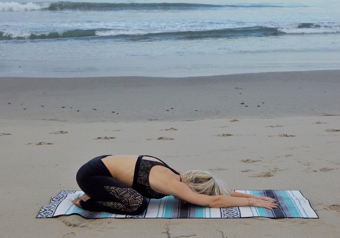 Gypsy Jet Setter Foldable Yoga Mat