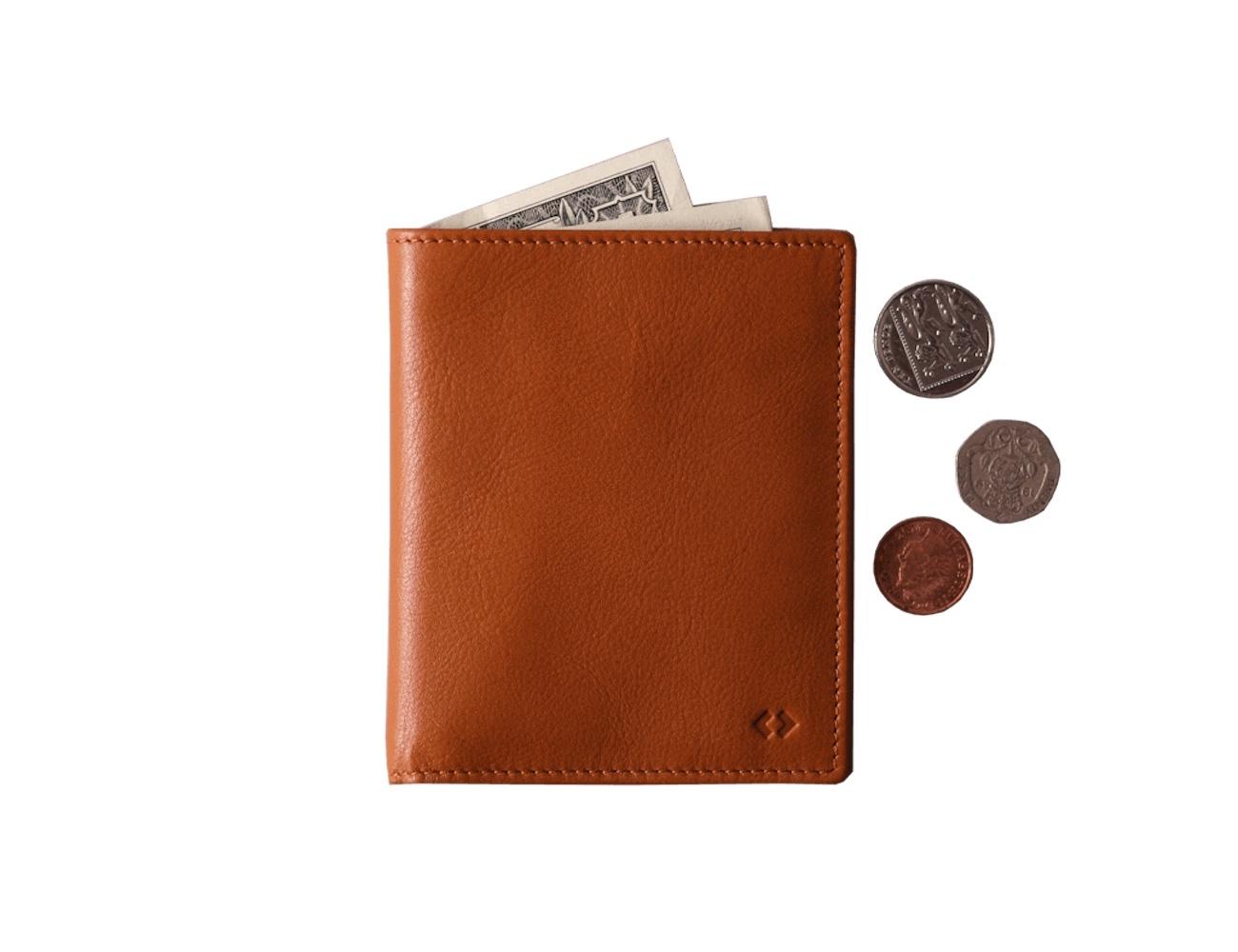 Harber London Leather Bifold RFID Blocking Wallet