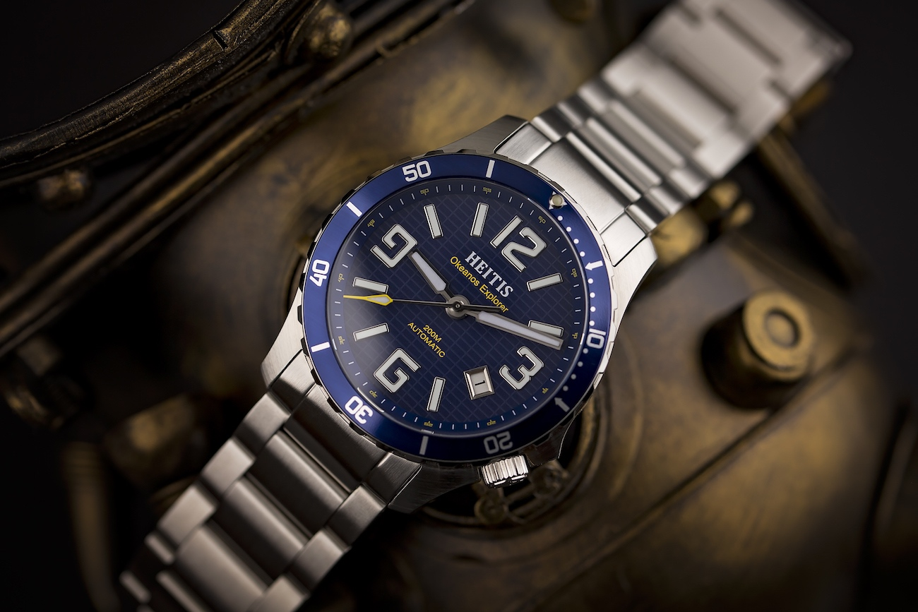 Heitis Watch Okeanos Explorer Automatic Dive Watch