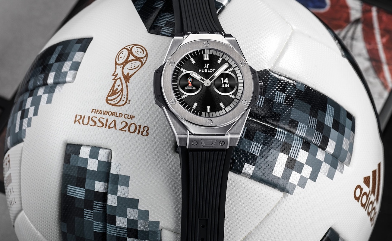 Hublot Big Bang Referee Smartwatch
