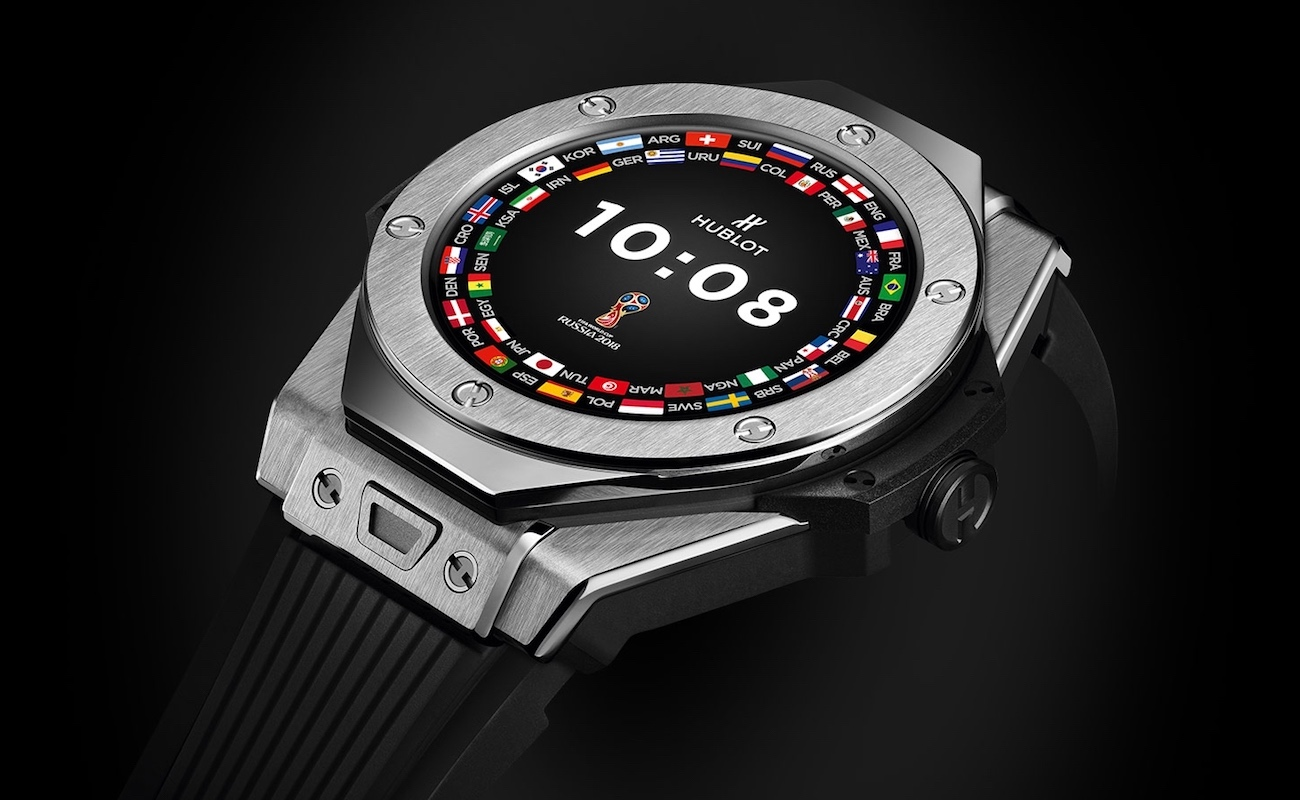 Hublot Big Bang Referee Smartwatch