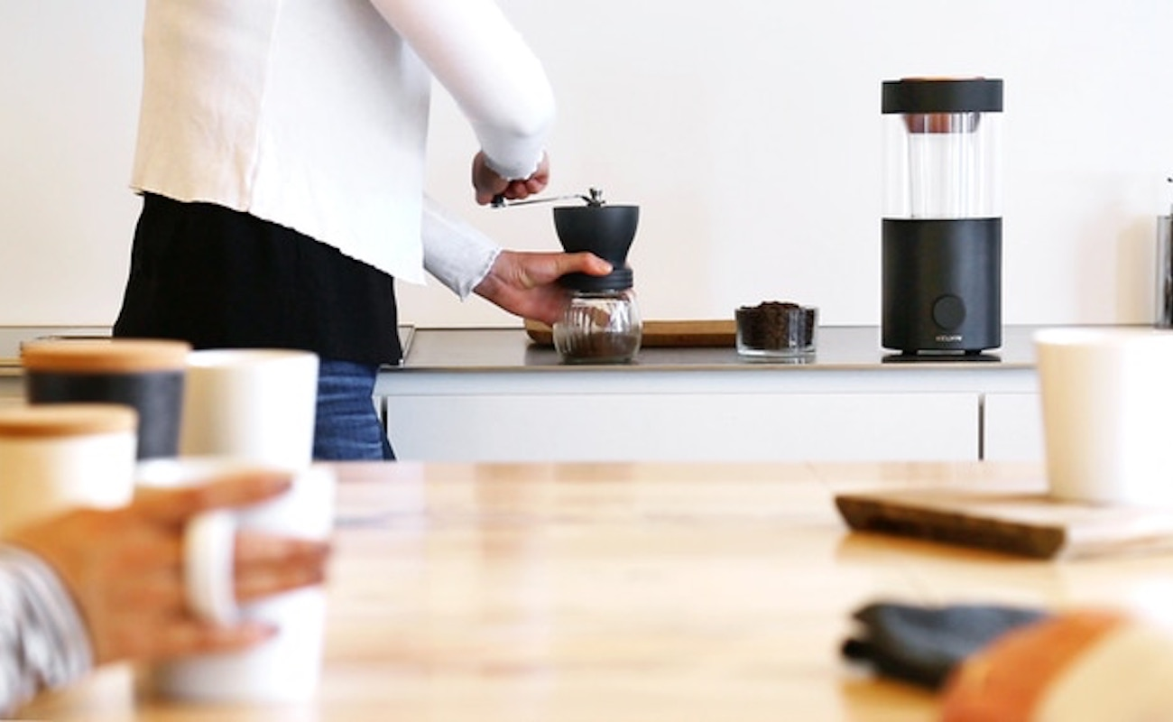 Kelvin Home Coffee Roaster
