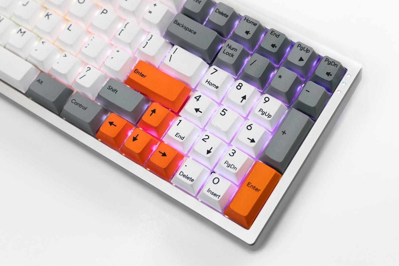 Kira Full-Size Mechanical Keyboard